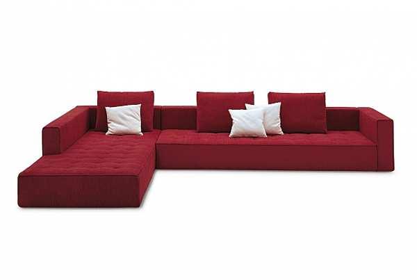 Couch ZANOTTA 1243 Kilt 84 360