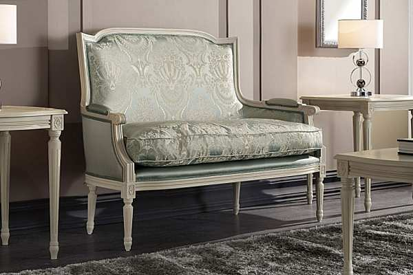 Couch SEVEN SEDIE 9490D Ottocento