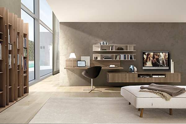 Mauer ZALF PROJECT Z507 LIVING SOLUTION