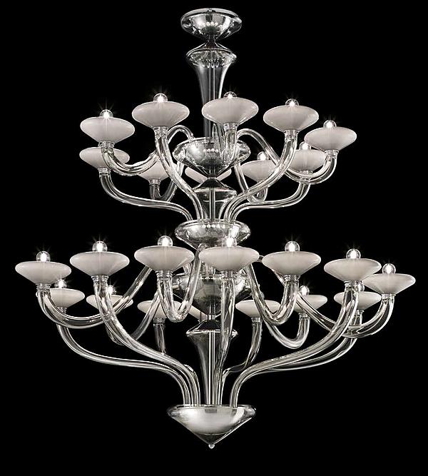 Leuchter Barovier&Toso 5676/24 Lampadari