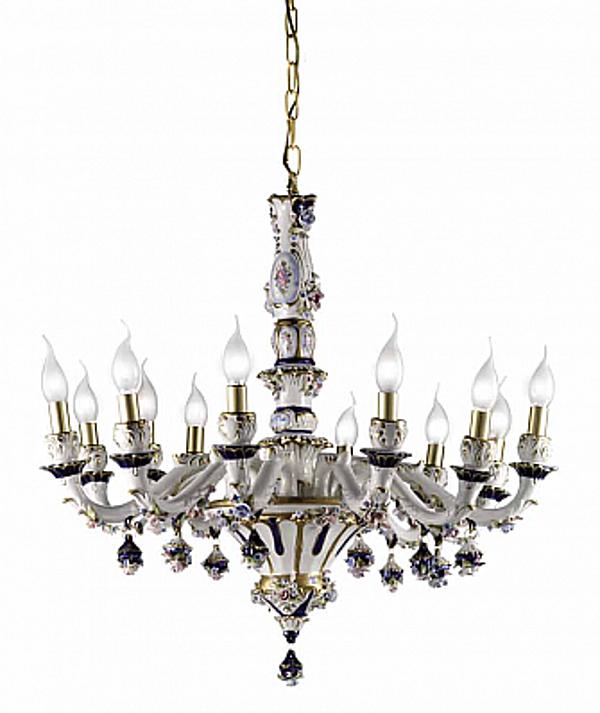 Leuchter VILLARI 0000067-304 LUIGI XIV