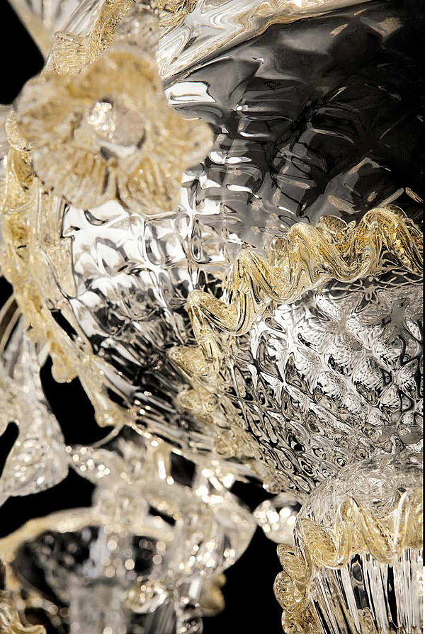 Kronleuchter Barovier & amp; Toso 4797/18