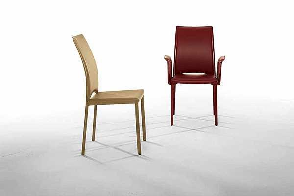 Der Stuhl TONIN CASA MADELEINE - 7276 Tavoli e Sedie