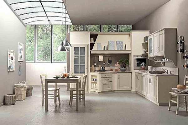 Küche ARRIMOBILI Orzo Natura Pura