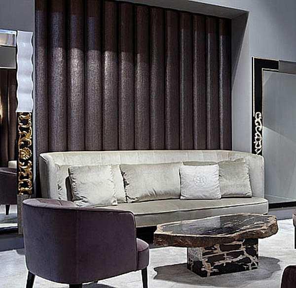 Couch SAINT BABILA by RIVOLTA MONFORTE SAINT BABILA