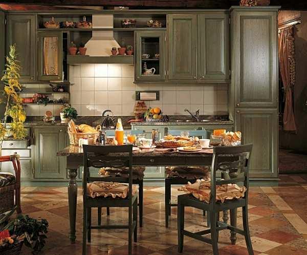 Küche BAMAX SRL Flori Di Campo