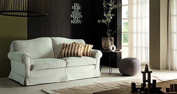 Sofa TRECI SALOTTI LATTE