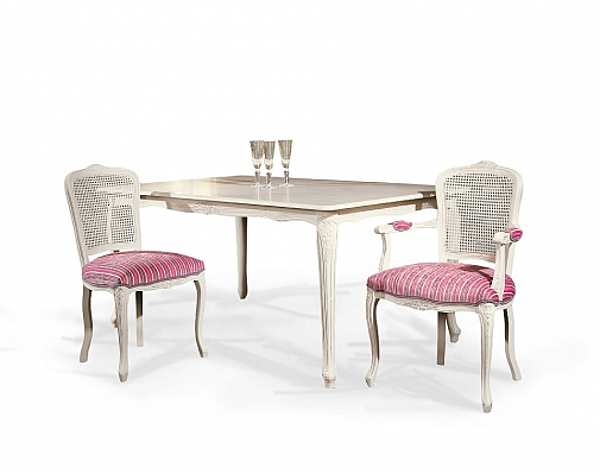 Tisch SEVEN SEDIE 0227TA02 Ottocento