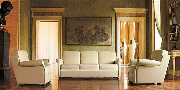 Couch MASCHERONI Cocooning Una goccia di splendore