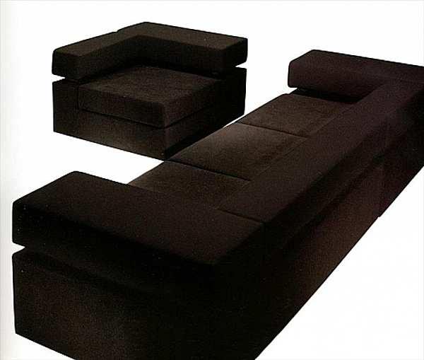 Couch DELLA ROVERE GO Imbottiti Sofas