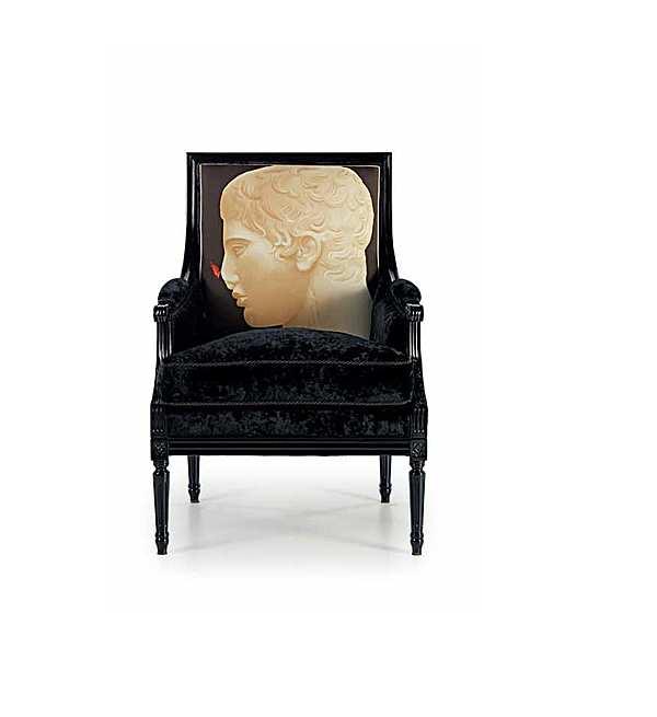 Sessel ZANABONI Luigi XVI-Canc