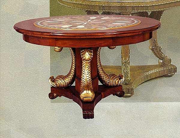 Tisch CAMERIN SRL 241 The art of Cabinet Making