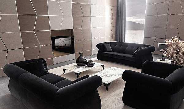 Couch CORTE ZARI Art. 649-Q # HOME 01