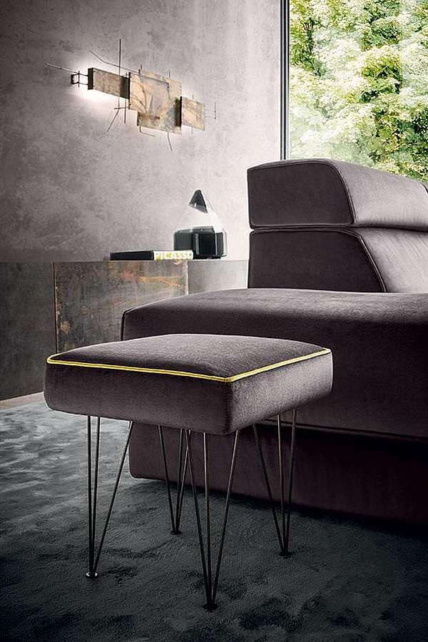Sofa Felis WINSTON 3D / 3S+TP / PT