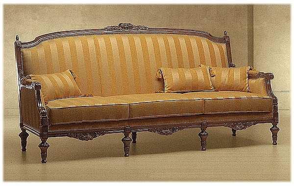 Couch MORELLO GIANPAOLO 554/K Blu catalogo