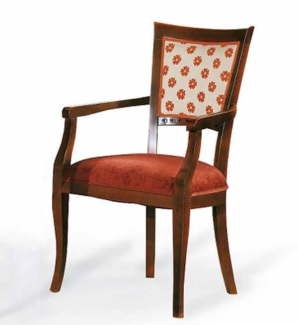 Der Stuhl SEVEN SEDIE 0292A Modern Times