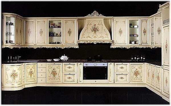Küche FRATELLI RADICE 268-Cucina Nero catalogo_0