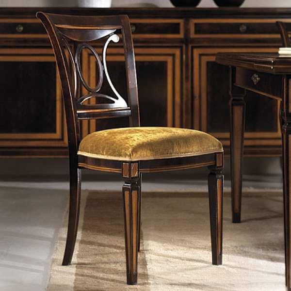 Der Stuhl SEVEN SEDIE 0166S Ottocento