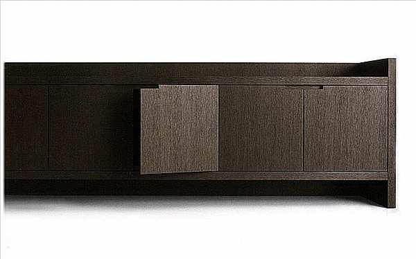 Kommode EMMEMOBILI MB76R Home furniture (Nero)