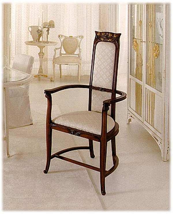 Der Stuhl MEDEA 910 Liberty collection