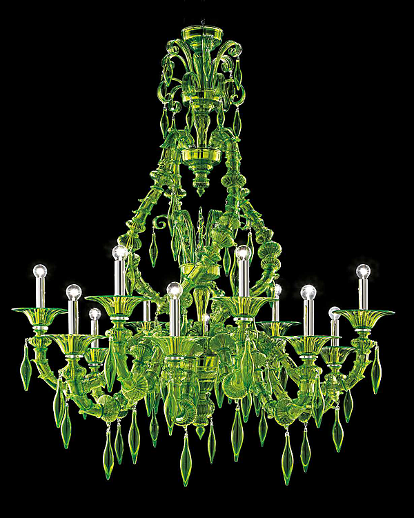 Leuchter Barovier&Toso 5558/16 Lampadari