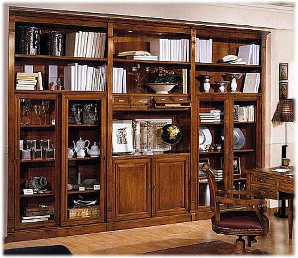 Bücherschrank MIRANDOLA M485 Castel Vecchio