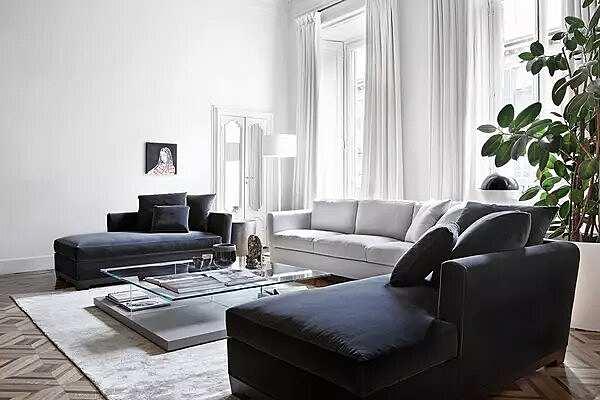 Couch MERIDIANI (CROSTI) ALLEN