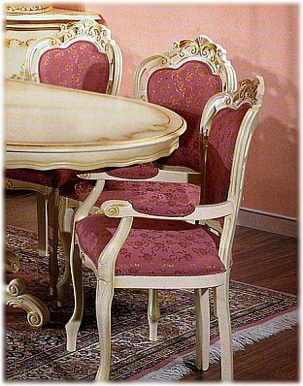 Der Stuhl MIRANDOLA M266/C Castel Vecchio