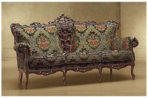 Couch MORELLO GIANPAOLO 579/K Blu catalogo