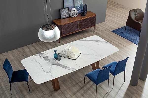 Tisch TONIN CASA BUTTERFLY- 8070FSM_marble Couture