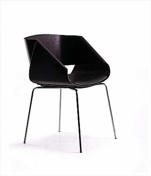 Der Stuhl EMMEMOBILI S121R Home furniture (Nero)