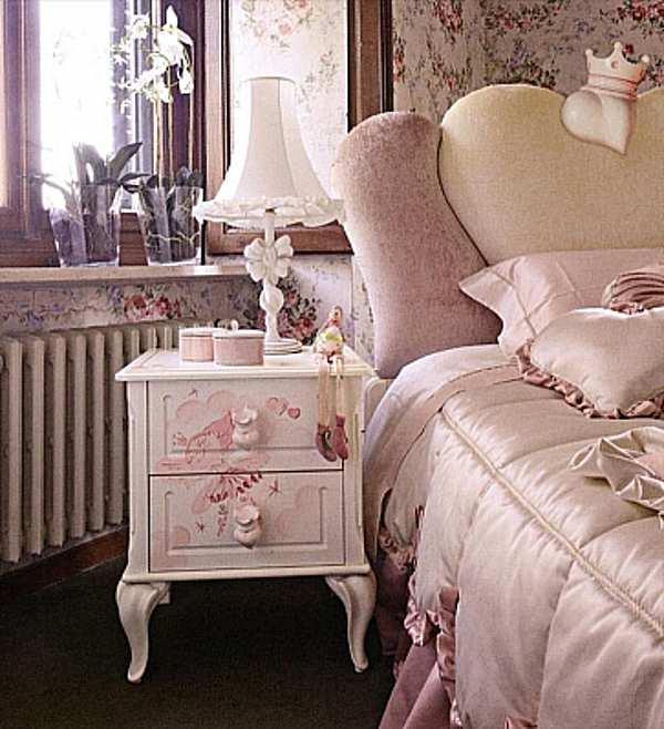 Nachttisch VOLPI 2644 Sogni e Amore