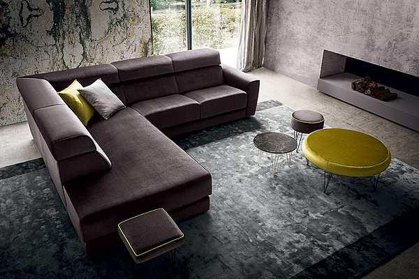 Couch Felis WINSTON  SOFTLIVING