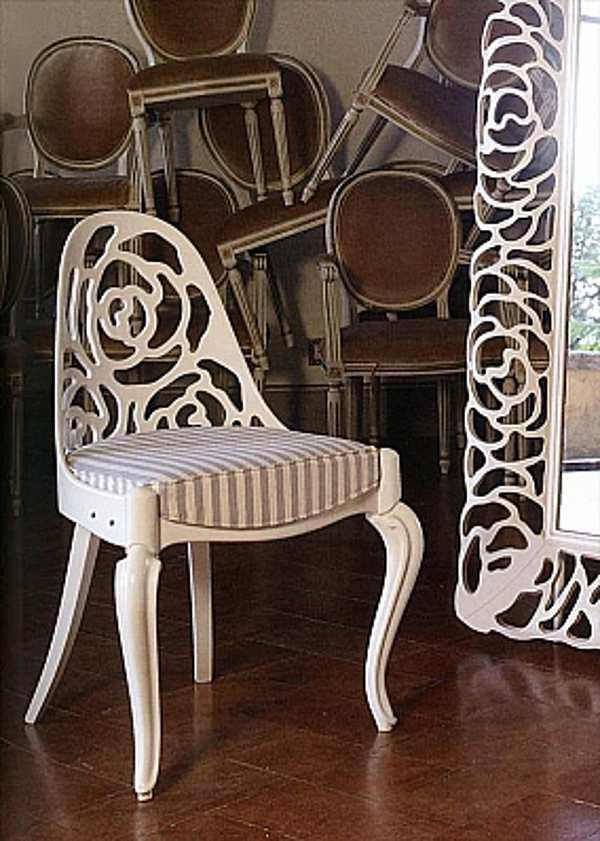 Der Stuhl VOLPI 0578 Classic Living