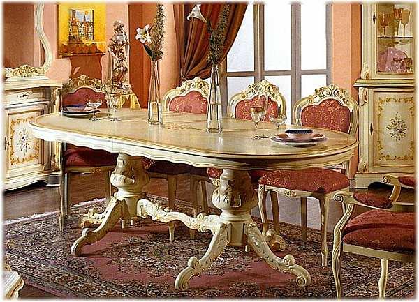 Tisch MIRANDOLA M265 Castel Vecchio