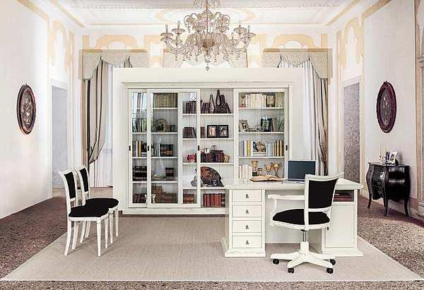 Schreibtisch TONIN CASA MORGANA - 1282 Glamour