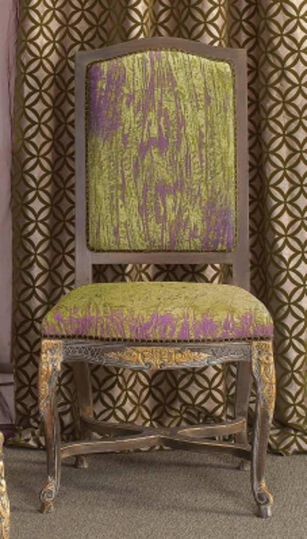 Der Stuhl STILE LEGNO 5083 Momenti Arte