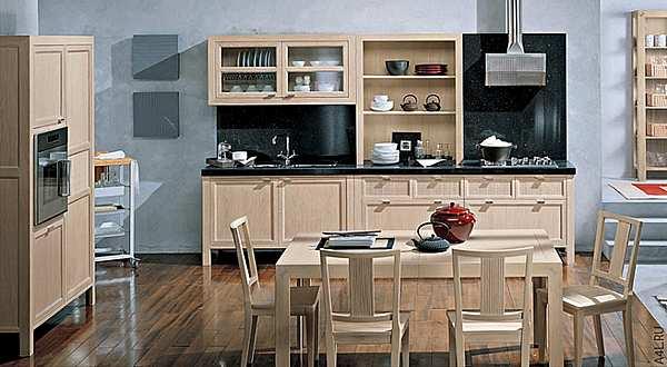 Küche BAMAX Shogun SRL