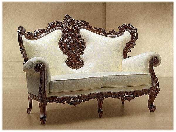 Couch MORELLO GIANPAOLO 342/K Blu catalogo