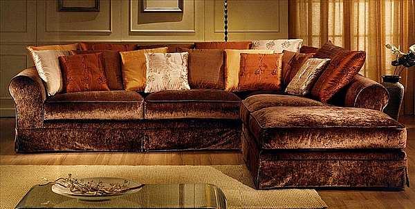 Couch GOLD CONFORT Babilonia Catalogo cop. black