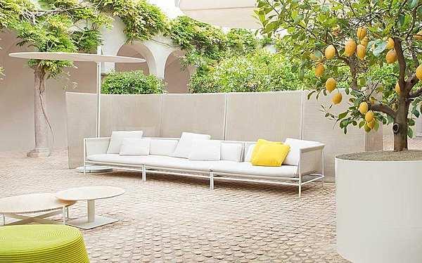 Couch PAOLA LENTI B69AS Paola Lenti_ A Sud
