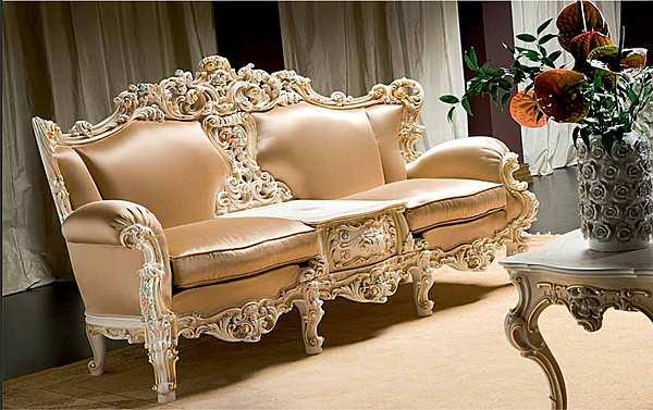 Couch SILIK Art. 842/K LO STILE DI CLASSE