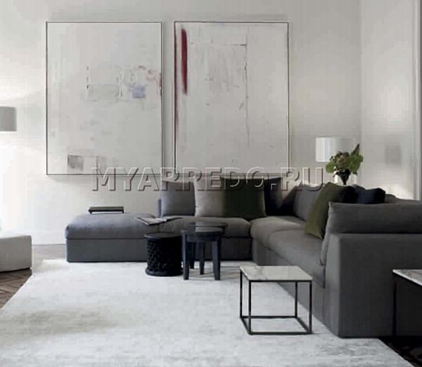 Couch MERIDIANI (CROSTI) Louis SMALL Fotografico_meridiani_2012