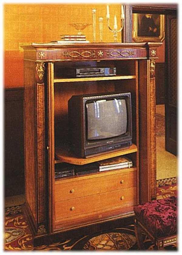 Der Prellstein unter dem Fernsehen JUMBO BO-351