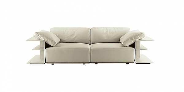 Couch POLTRONA FRAU Cassiopea Le Icone