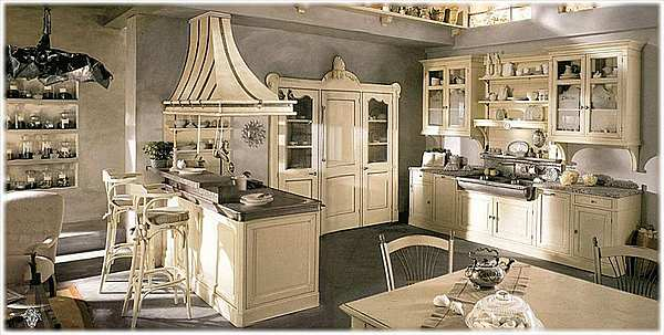 Küche MARCHI CUCINE Dhialma Timless Kitchens