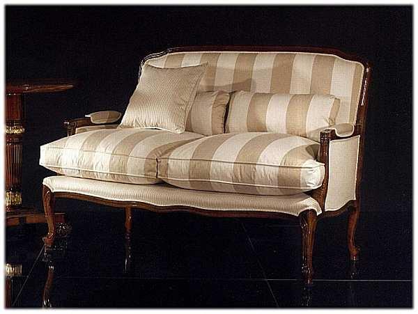 Couch SEVEN SEDIE 9788D Ottocento
