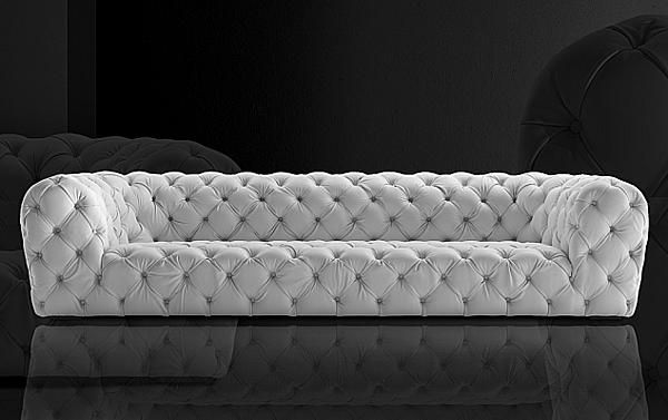 Couch BAXTER CHESTER MOON Catalogo tecnico