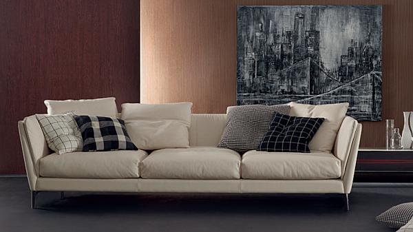 Couch POLTRONA FRAU 5537311 La Collezione