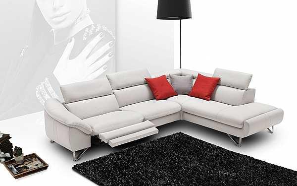 Couch NICOLINE SALOTTI PICASSO PICCOLA SARTORIA